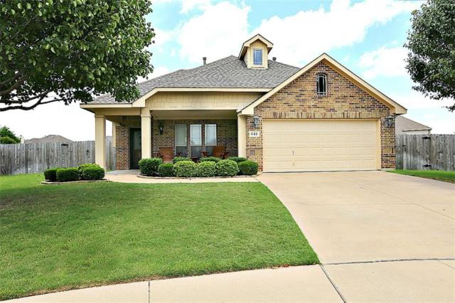 611 Arbor Glen Court, Mansfield, TX 76063 (MLS #14099356) :: RE/MAX Pinnacle Group REALTORS