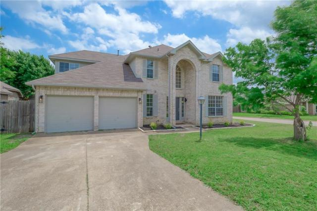 2220 Westview Trail, Denton, TX 76207 (MLS #14099375) :: Team Tiller