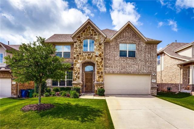 5201 Grove Cove Drive, Mckinney, TX 75071 (MLS #14099382) :: The Daniel Team
