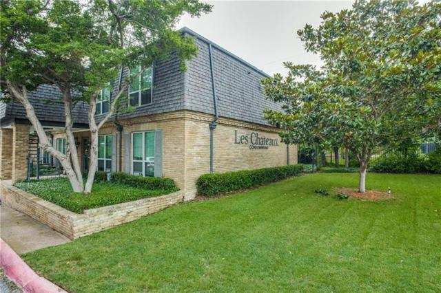 5014 Les Chateaux Drive #128, Dallas, TX 75235 (MLS #14099387) :: HergGroup Dallas-Fort Worth
