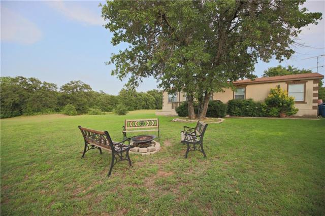 1160 E Dry Creek Road, Poolville, TX 76487 (MLS #14099454) :: The Mitchell Group