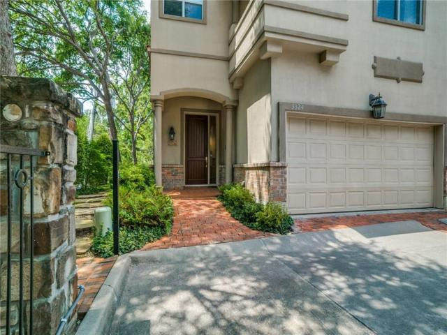 3324 Blackburn Street, Dallas, TX 75204 (MLS #14099482) :: The Mitchell Group