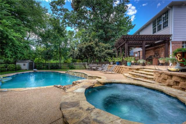 5703 Spring Creek Drive, Tyler, TX 75703 (MLS #14099559) :: RE/MAX Town & Country