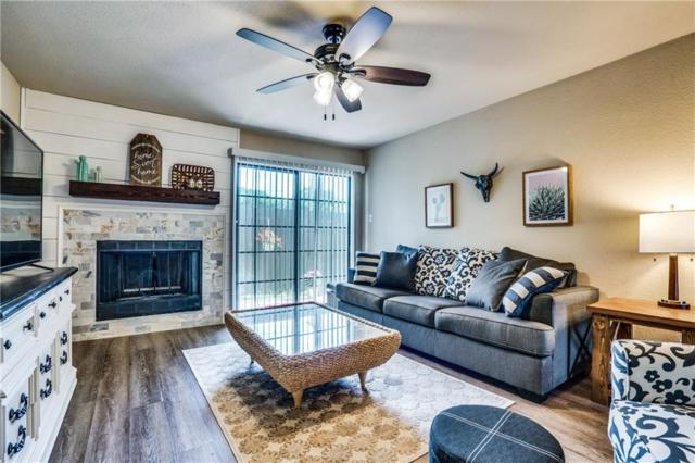 356 W Harwood Road D, Hurst, TX 76054 (MLS #14099570) :: RE/MAX Pinnacle Group REALTORS