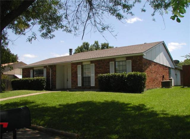 9022 Millwood Drive, Rowlett, TX 75088 (MLS #14099576) :: The Real Estate Station