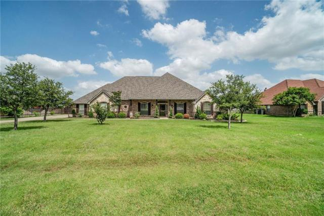 13208 Taylor Frances Lane, Haslet, TX 76052 (MLS #14099604) :: The Chad Smith Team