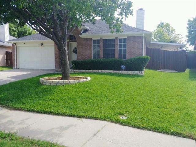 3128 Pheasant Run Court, Grand Prairie, TX 75052 (MLS #14099645) :: RE/MAX Pinnacle Group REALTORS