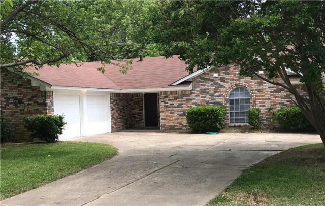 8916 Mahan Drive, Benbrook, TX 76116 (MLS #14099657) :: Potts Realty Group