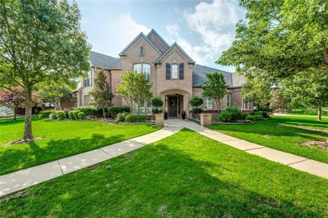 1624 Crestwood Trail, Keller, TX 76248 (MLS #14099707) :: The Mitchell Group