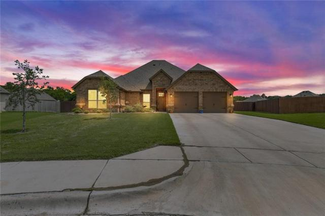 131 Preakness Drive, Willow Park, TX 76008 (MLS #14099755) :: RE/MAX Town & Country