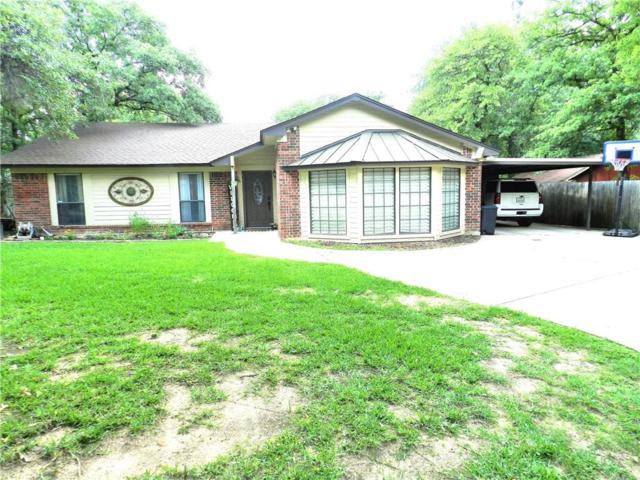 405 Greenleaf Drive, Azle, TX 76020 (MLS #14099761) :: The Mitchell Group