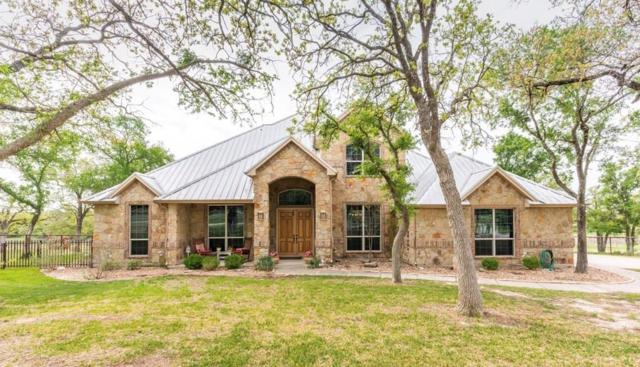 137 Silver Saddle Circle, Weatherford, TX 76087 (MLS #14099763) :: The Mitchell Group