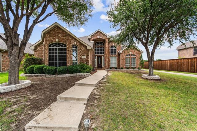 6437 Branchwood Trail, The Colony, TX 75056 (MLS #14099772) :: Kimberly Davis & Associates