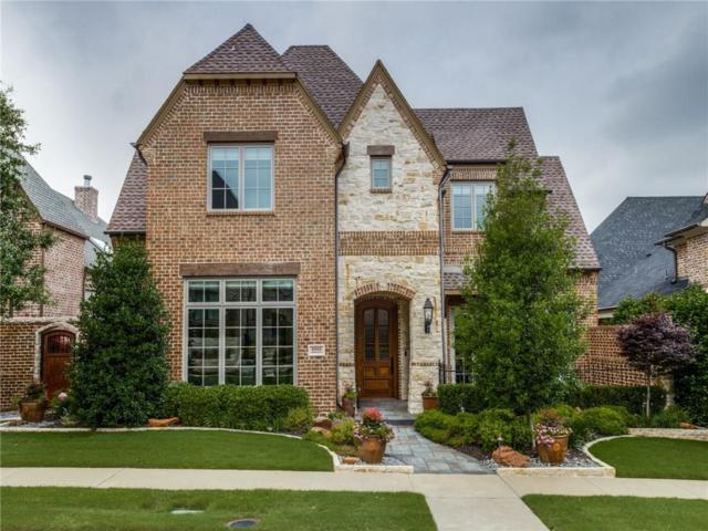 6833 Bonaparte Court, Plano, TX 75024 (MLS #14099839) :: Real Estate By Design
