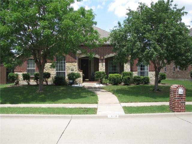 2752 Marshall Drive, Frisco, TX 75033 (MLS #14099892) :: RE/MAX Town & Country