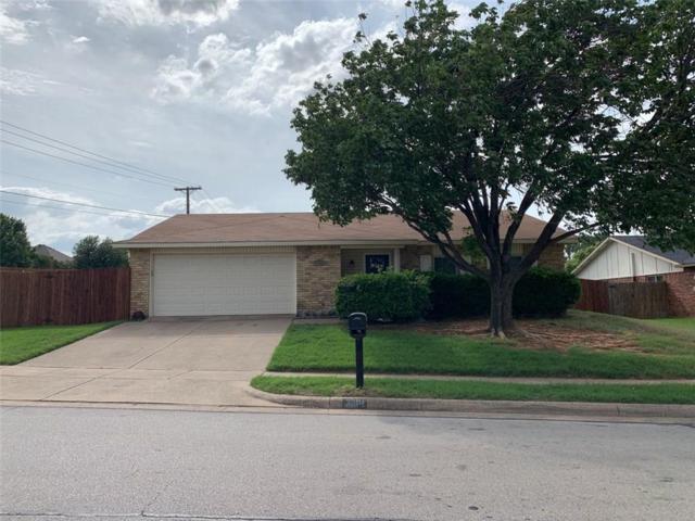 2301 Chinaberry Drive, Bedford, TX 76021 (MLS #14099908) :: RE/MAX Pinnacle Group REALTORS