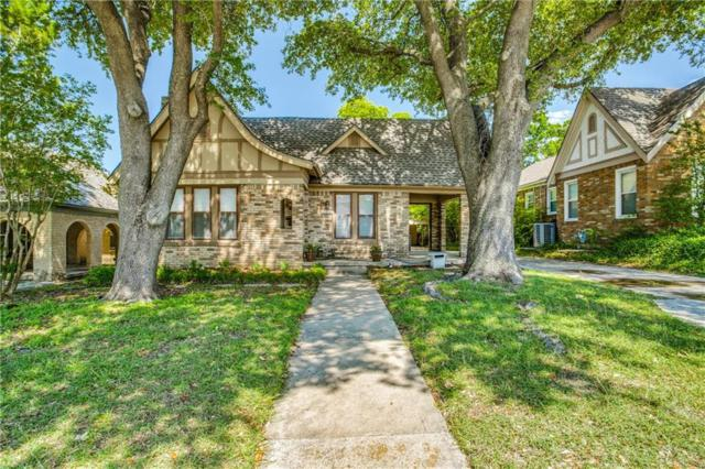 2531 S University Drive, Fort Worth, TX 76109 (MLS #14100052) :: Team Hodnett