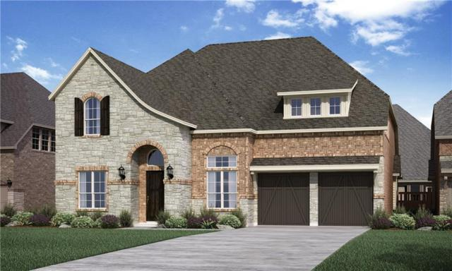 13957 Woodford Lane, Frisco, TX 75035 (MLS #14100100) :: The Real Estate Station