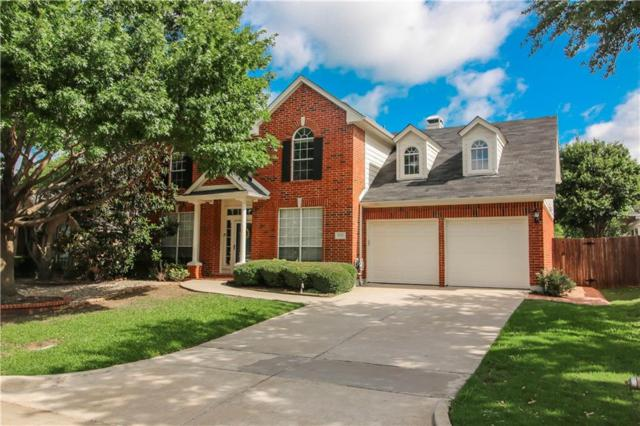 6946 Mesa Drive, Fort Worth, TX 76132 (MLS #14100192) :: RE/MAX Town & Country