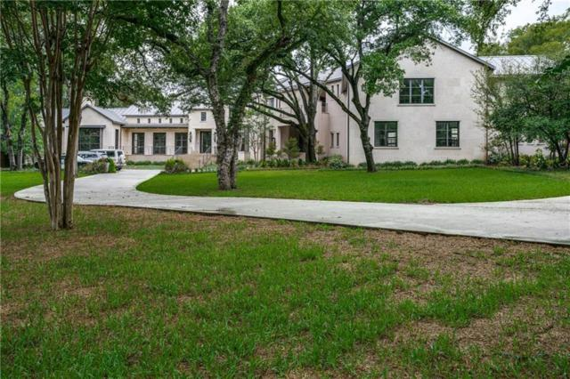 9807 Inwood Road, Dallas, TX 75220 (MLS #14100321) :: Century 21 Judge Fite Company