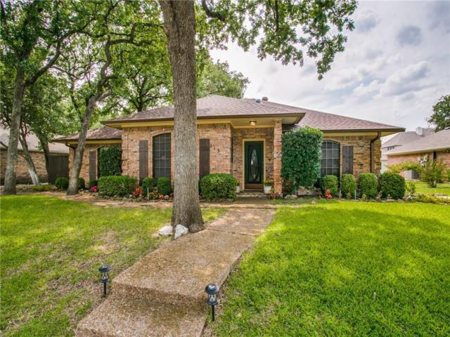 113 Simmons Drive, Coppell, TX 75019 (MLS #14100478) :: Hargrove Realty Group