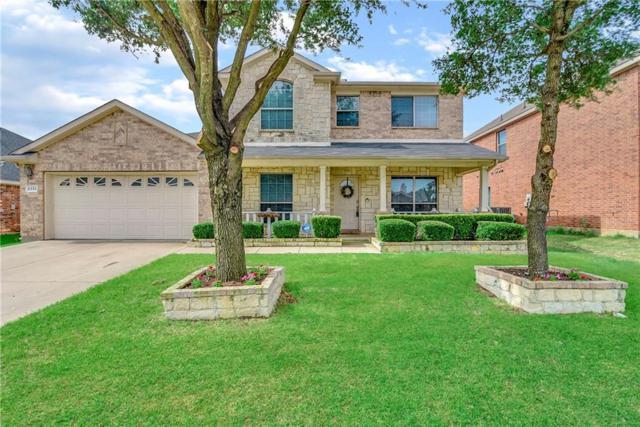 2331 Goshawk Street, Grand Prairie, TX 75052 (MLS #14100526) :: The Tierny Jordan Network