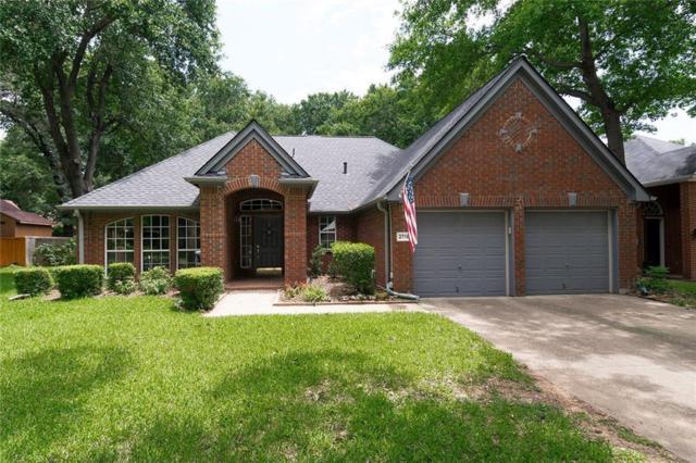 2716 Lakehollow Lane, Flower Mound, TX 75028 (MLS #14100582) :: The Rhodes Team