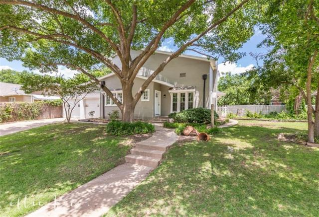 1025 Grand Avenue, Abilene, TX 79605 (MLS #14100594) :: The Mitchell Group