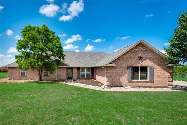 1256 Chandler Circle, Prosper, TX 75078 (MLS #14100596) :: Hargrove Realty Group