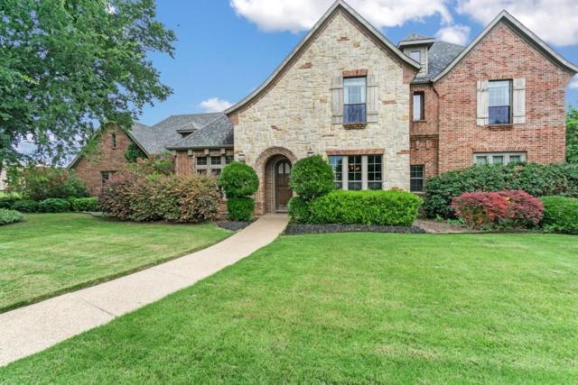 125 Stoneleigh Drive, Heath, TX 75032 (MLS #14100675) :: The Heyl Group at Keller Williams