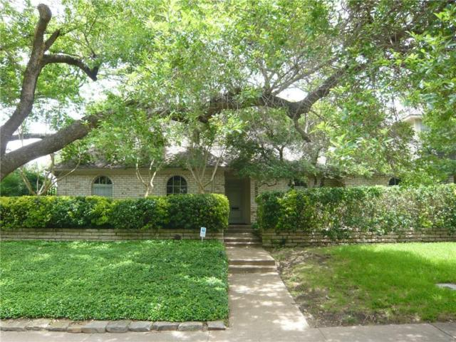 10540 Barrywood Drive, Dallas, TX 75230 (MLS #14100756) :: The Hornburg Real Estate Group
