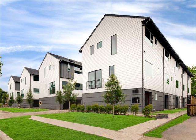 5016 Bryan Street #105, Dallas, TX 75206 (MLS #14100796) :: Robbins Real Estate Group