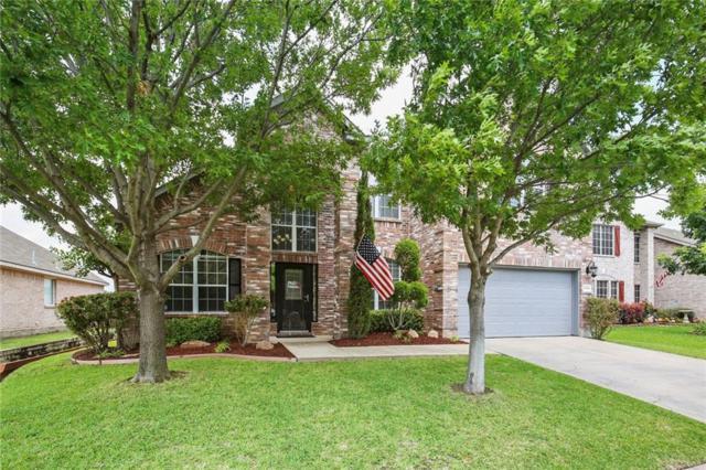 5645 Robins Way, North Richland Hills, TX 76180 (MLS #14100862) :: Baldree Home Team