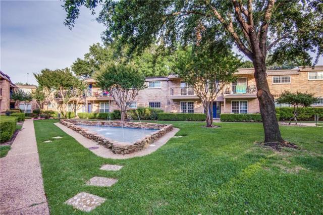 7910 Royal Lane #219, Dallas, TX 75230 (MLS #14100868) :: Team Hodnett