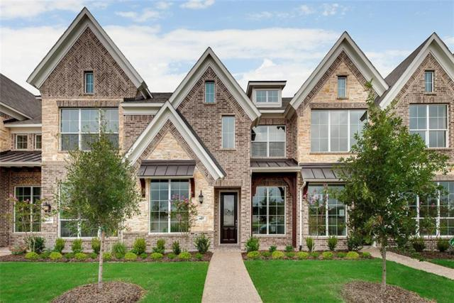 4921 Mckinney Hollow Drive, Mckinney, TX 75070 (MLS #14100945) :: Team Hodnett