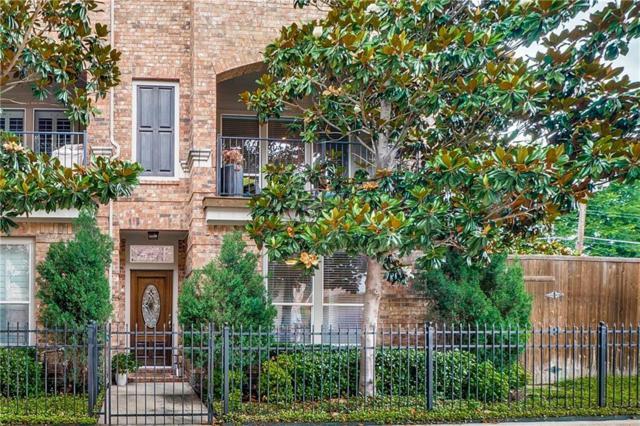 3704 Wycliff Avenue #1, Dallas, TX 75219 (MLS #14101022) :: The Hornburg Real Estate Group