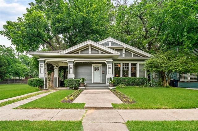 5936 Bryan Parkway, Dallas, TX 75206 (MLS #14101053) :: Van Poole Properties Group
