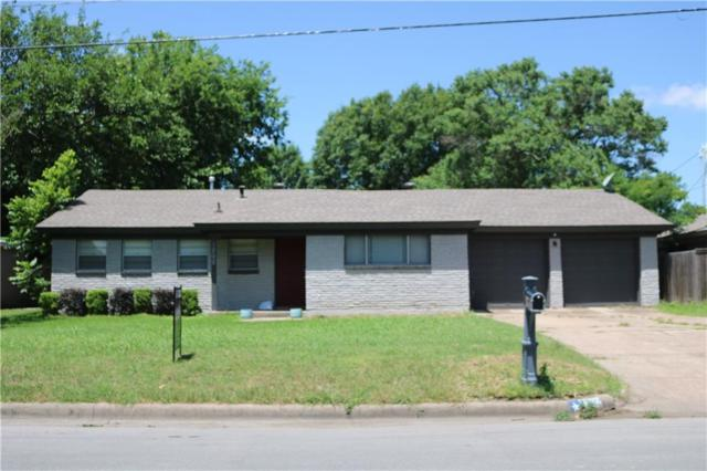 1202 Estes, Benbrook, TX 76126 (MLS #14101142) :: RE/MAX Town & Country