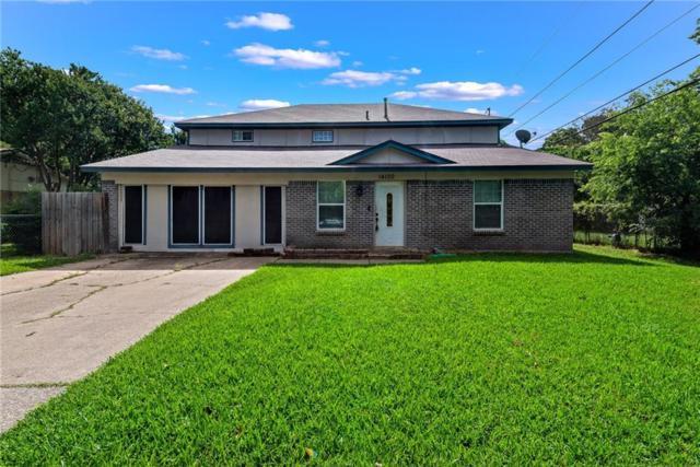 14100 Marsha Drive, Balch Springs, TX 75180 (MLS #14101209) :: The Heyl Group at Keller Williams