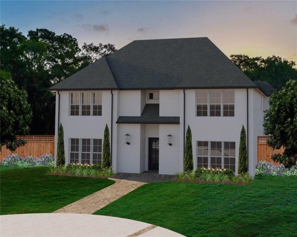 3917 Wentwood Drive, University Park, TX 75225 (MLS #14101223) :: The Hornburg Real Estate Group