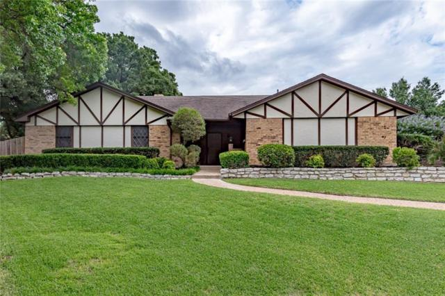 1801 Mid Pines Court, Arlington, TX 76012 (MLS #14101228) :: Baldree Home Team