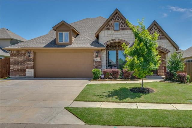 517 Amber Lane, Aubrey, TX 76227 (MLS #14101341) :: Real Estate By Design
