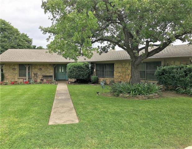 408 Lone Star Road, Poolville, TX 76487 (MLS #14101462) :: The Heyl Group at Keller Williams