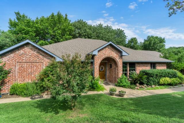 1200 Cedar Ridge Road W, Heath, TX 75032 (MLS #14101518) :: The Heyl Group at Keller Williams