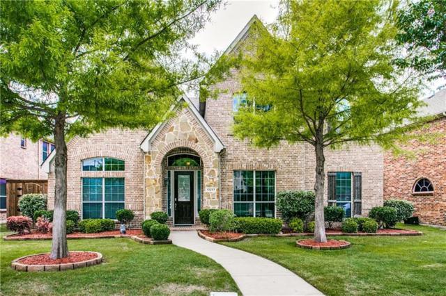 13257 Sulphur Springs Drive, Frisco, TX 75035 (MLS #14101686) :: Kimberly Davis & Associates