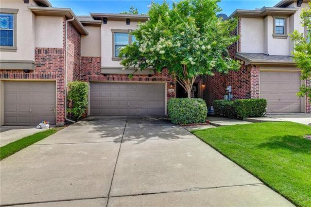 1181 Sophia Street, Allen, TX 75013 (MLS #14101717) :: The Heyl Group at Keller Williams