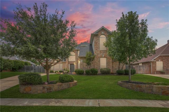 1523 Briar Meadow Drive, Keller, TX 76248 (MLS #14101788) :: The Hornburg Real Estate Group