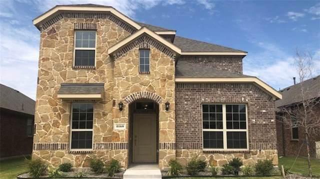 2140 Miramar Drive, Little Elm, TX 75068 (MLS #14101802) :: The Real Estate Station