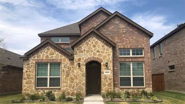 2168 Miramar Drive, Little Elm, TX 75068 (MLS #14101813) :: The Real Estate Station