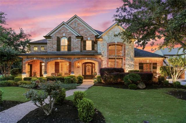 6912 Boulder Lake Road, Mckinney, TX 75072 (MLS #14101828) :: The Hornburg Real Estate Group